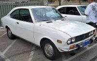 Mazda 616, купе