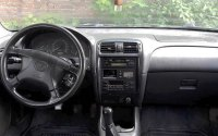 Mazda 626 GF, интерьер