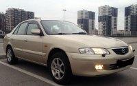 Mazda 626 GF, седан