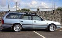 Mazda 626 GV, универсал