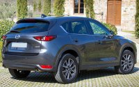 Mazda CX-5 KF, вид сзади