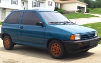Ford Festiva WA 1988-1991