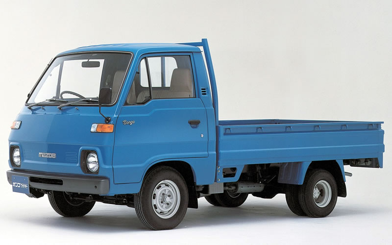 Mazda 121, Mazda Bongo, Mazda BT-50: технические характеристики автомобилей и их история