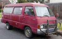 Mazda Bongo 1981-1983 Van