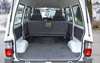 Mazda Bongo 2004 интерьер