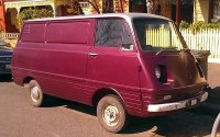 Mazda Bongo F800 Van