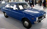Mazda Familia 1200, купе