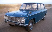 Mazda Familia 800, 1963 год