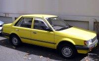 Mazda Familia BD, седан