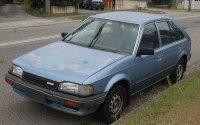 Mazda Familia BF, хэтчбэк