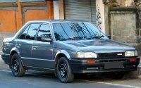 Mazda Familia BF, седан