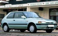 Mazda Familia BG, хэтчбэк