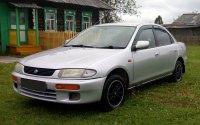Mazda Familia BH, седан
