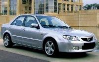 Mazda Familia BJ, седан