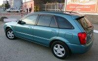 Mazda Familia BJ, универсал, вид сзади