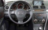 Mazda3 BK, интерьер