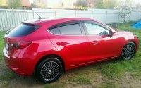 Mazda3 BN, хэтчбэк