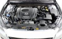 Mazda3 BN, моторный отсек